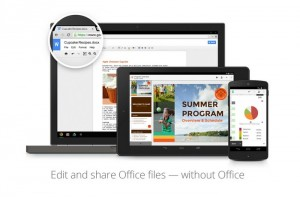 Google Office Apps Receive Native Support For Opening Microsoft Documents