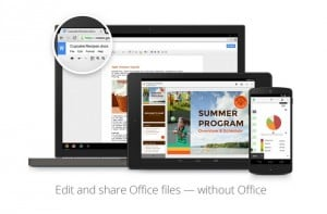 Quickoffice Being Removed From Google Play And App Store