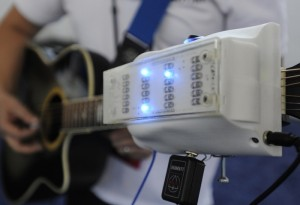 RoboTar Guitar Chords Robot Helps You Play Those Tricky Chords (video)