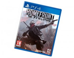 Homefront 2 Unveiled As Homefront The Revolution (video)