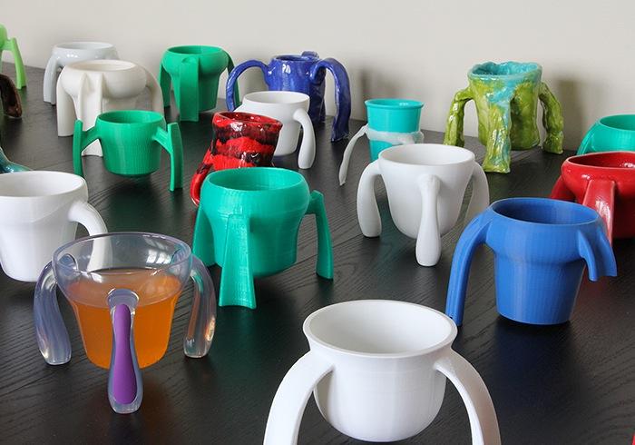 Kangaroo cup
