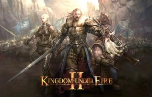 PlayStation 4 Kingdom Under Fire II Extended Battle Trailer (video)