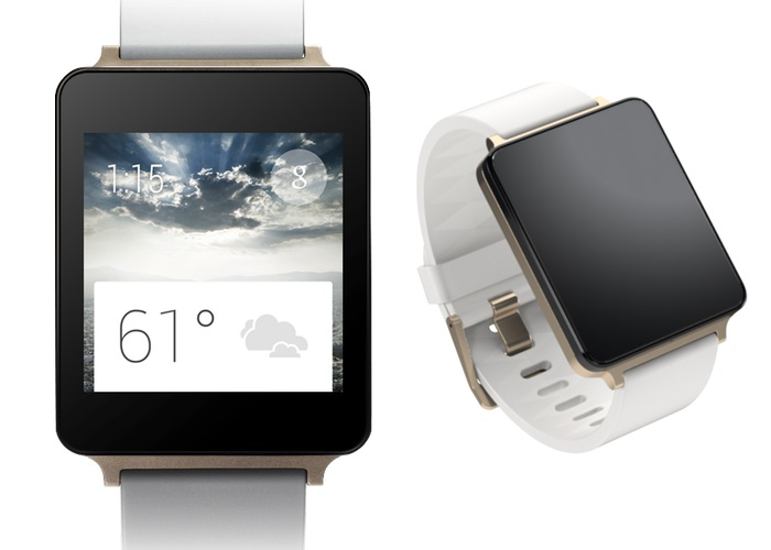 LG G Watch Android Wear Smartwatch