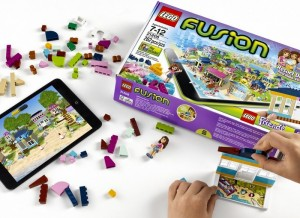 Lego Fusion Combines Digital and Physical Gameplay Together (video)