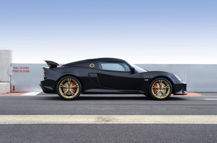 lotus exige lf1 limited edition announced. Black Bedroom Furniture Sets. Home Design Ideas