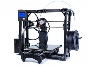 LulzBot TAZ 4 3D Printer Now Available For $2,195 (video)