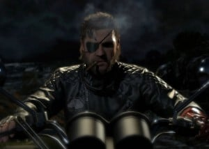 Metal Gear Solid 5 The Phantom Pain E3 Trailer Leaked (video)
