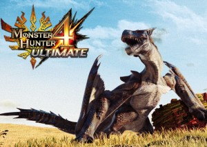 Monster Hunter 4 Ultimate E3 Trailer (video)