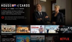 Netflix Android TV App Now Available In The Play Store For Developers