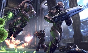First Glimpse At New Unreal Tournament Game (video)