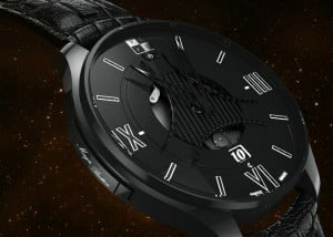 Ox One Mechanical Watch With GPS Time Synchronisation (video)