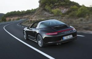 Updated Porsche 911 Targa Coming Next Year