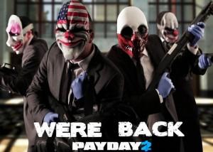 Payday 2 Big Bank Heist DLC Trailer (video)