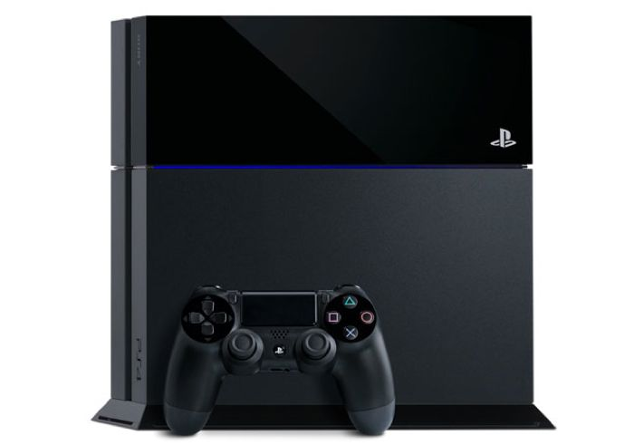 PlayStation 4 Pre-Loading