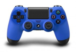PlayStation 4 Wave Blue DualShock 4 Controller Available Fall 2014 In US