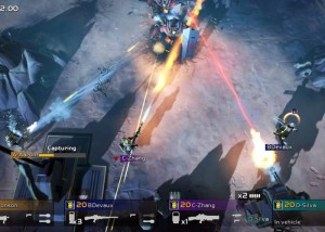 PlayStation Helldivers E4 2014 Reveal Trailer (video)