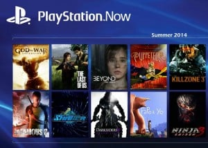 PlayStation Now Beta Launhces On Select Sony TVs June 30th