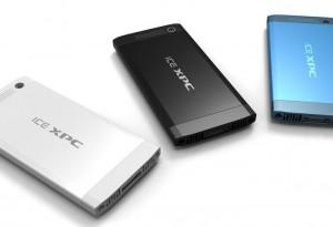 ICE xPC Pocket Desktop Computer Unveiled