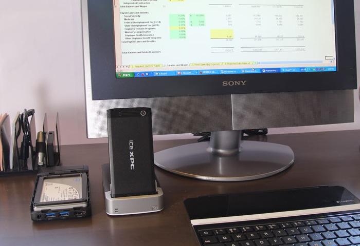 Pocket Desktop Computer