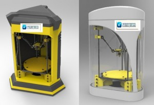 PrintM3 3D Printer Launches On Indiegogo For $199 (video)