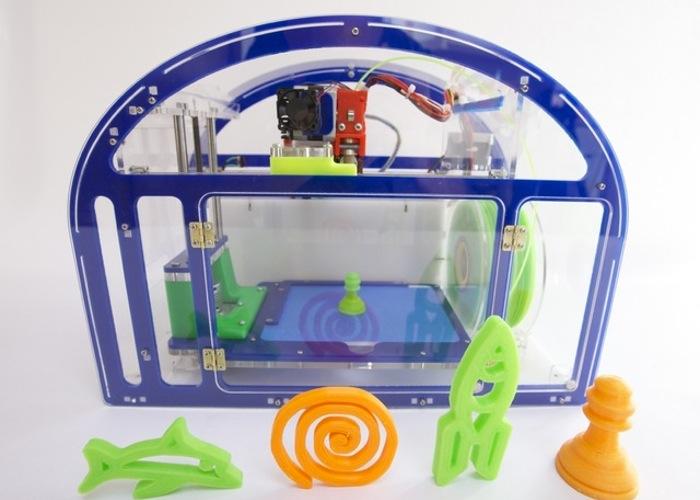 Printeer 3D Printer