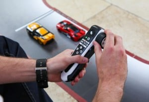 Real FX Radio Controlled Car Racing Game Uses Artificial Intelligence (video)