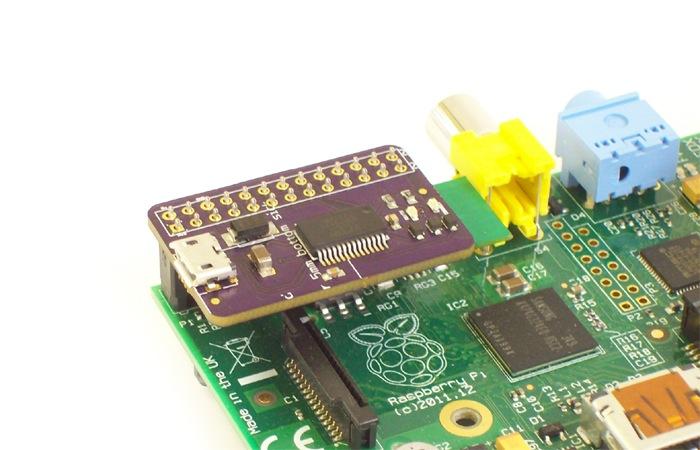 Raspberry Pi PiConsole