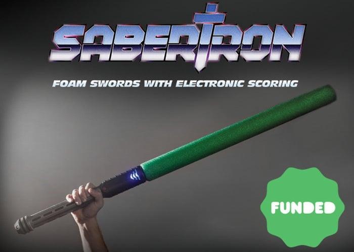 Sabertron swords