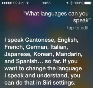 Apple's Siri To Get Support For 9 More Languages