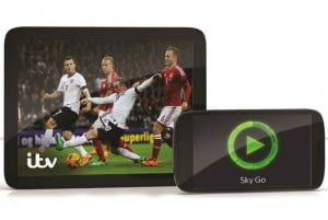 Sky Go Enables ITV Support In Preparation For 2014 World Cup