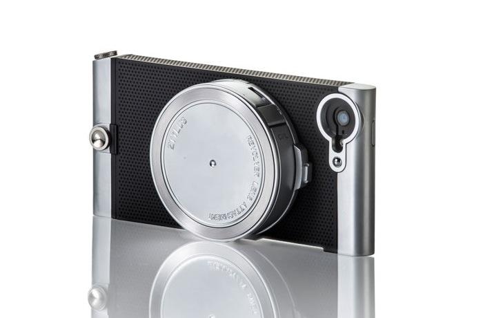 Smartphone Camera Case