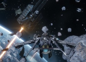 Star Citizen Arena Commander V0.8 Enables Player Dogfighting And Combat (video)