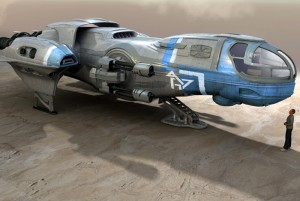 Star Citizen's Latest Starship Unveiled In New MISC Freelancer Trailer (video)