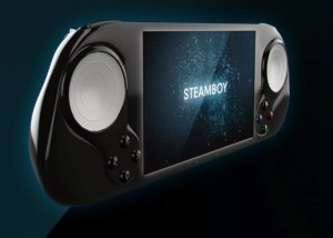 Steamboy Steam OS Powered Handheld Unveiled At E3 2014 (video)