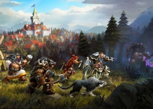 The Settlers Kingdoms of Anteria Release Date Confirmed For 2014 (video)