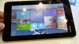 Toshiba Encore 7 Windows 8.1 Tablet Announced (Video)