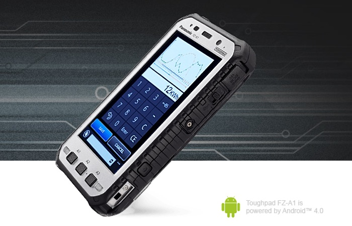 ... Smartphone More Rugged. Toughpad