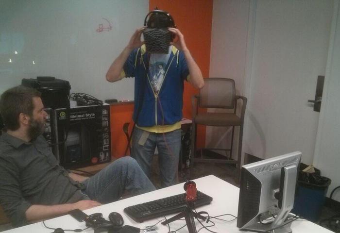 Valve Virtual Reality Headset
