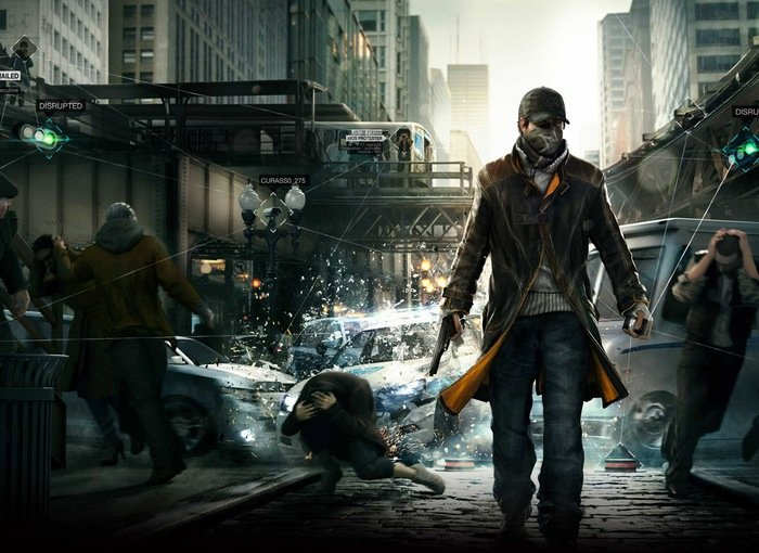 Watch-Dogs max settings