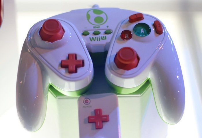 Wii U GameCube Controller