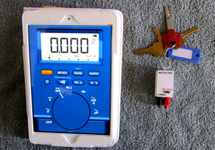Wireless Digital Multimeter