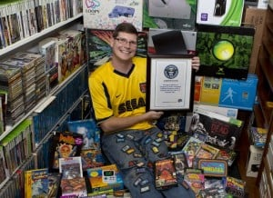 Worlds Largest Video Game Collection Now Up For Auction (video)