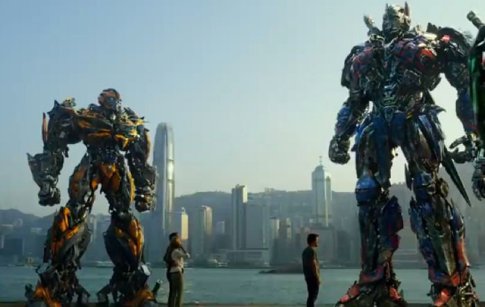 Transformers Age Of Extinction Trailer