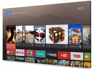 Android TV Gets Official At Google IO