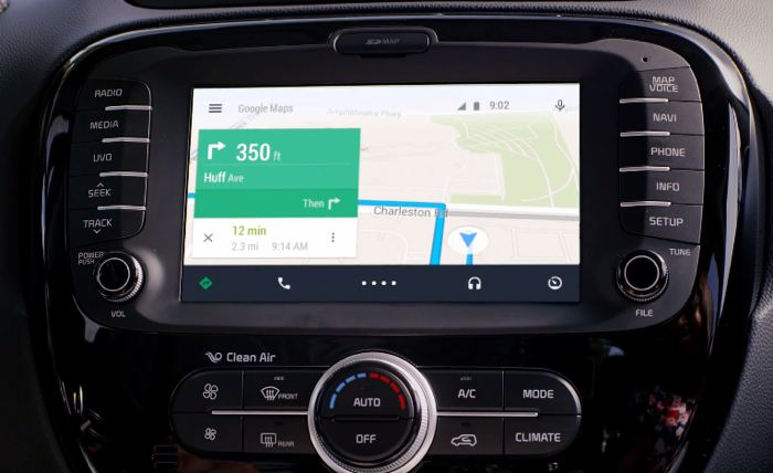 The new Android Auto platform