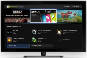 New Android TV To Launch At Goole IO