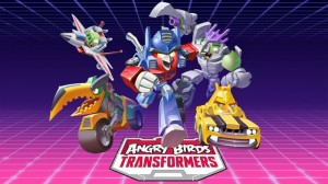 Angry Birds Transformers Announced By Rovio Mobile