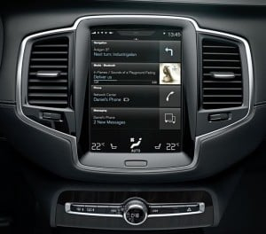 New Volvo XC90 Will Feature Apple CarPlay