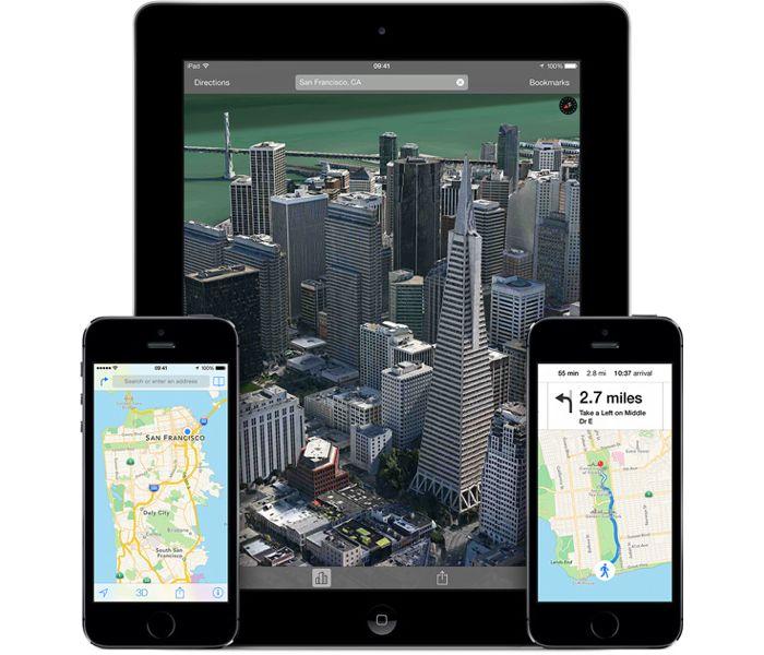 Os X Yosemite Wwdc2014 Apple Announces Ios 8 Os X: So Where Was Apple Maps At WWDC?