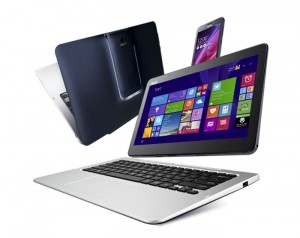 Asus Transformer Book V, Windows And Android Device Announced